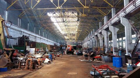 Производственный корпус 20 тыс кв.м в Иваново - Фото 4