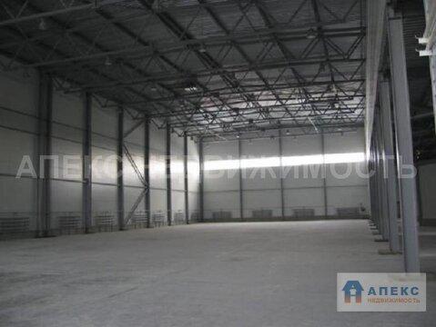 Аренда помещения пл. 2150 м2 под склад, Чехов Симферопольское шоссе в . - Фото 1