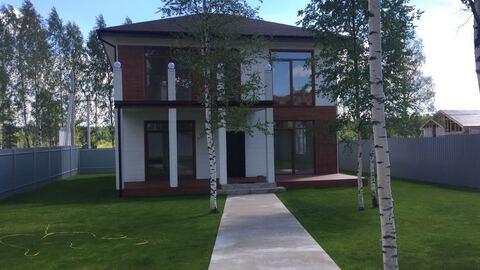 Продается коттедж 210 кв.м. на участке ИЖС в 6 км от КАД в п. Токсово - Фото 4