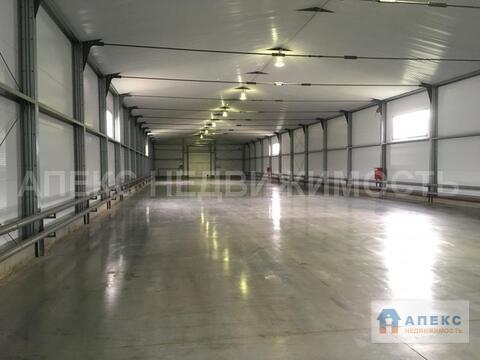 Аренда помещения пл. 675 м2 под склад, производство, Чехов . - Фото 1