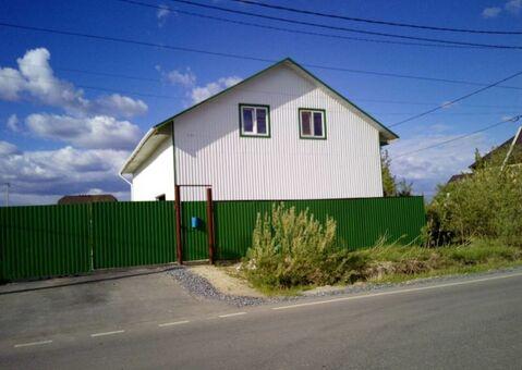 Продажа дома, Тюмень, Казарова, Продажа домов и коттеджей в Тюмени, ID объекта - 504323673 - Фото 1