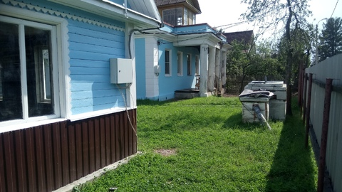 Продается половина дома и целый дом в п. Янино-1 на 3 линии - Фото 3