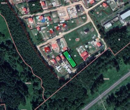 Продажа участка, Маклино, Малоярославецкий район, Улица Маклинская - Фото 1