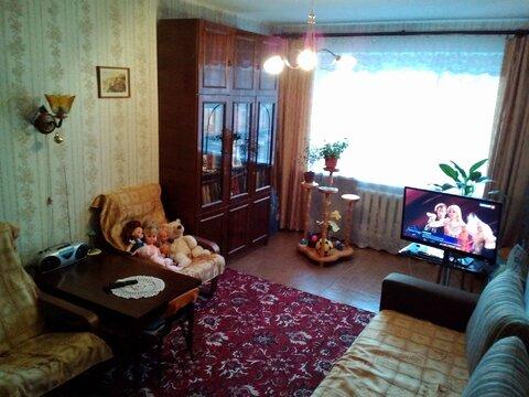 2 к.кв. нов. пл. боковой вариант, в г. Пскове, р-он дэу - Фото 1