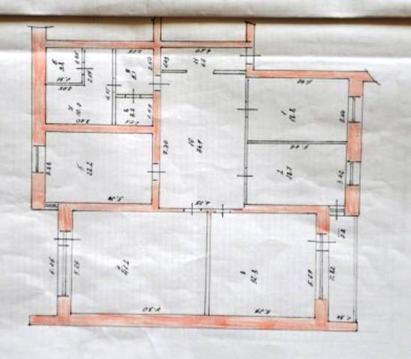Продам 4-х ком. квартиру 200 м2 на 3/ 5-эт. кирпичного дома - Фото 4