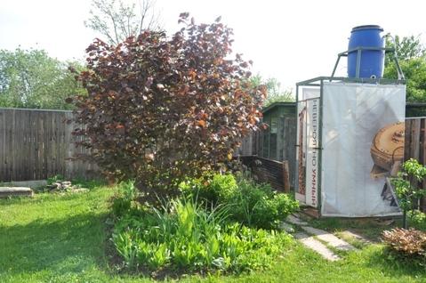 Дача на 5 сотках с домиком 50 кв.м. с печкой - Фото 5
