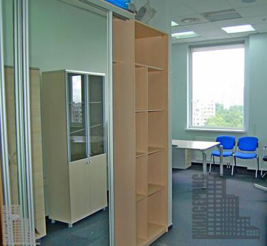 Офис 62,3м с мебелью в охраняемом бизнес-центре у метро Калужская - Фото 5