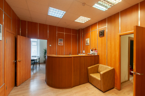 Аренда офиса 159 кв.м, метро Смоленская - Фото 3