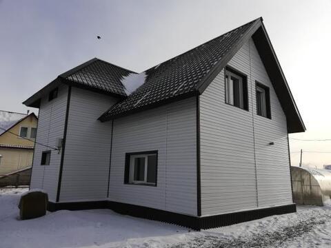 Продажа дома, Куда, Иркутский район, Ул. Береговая - Фото 3