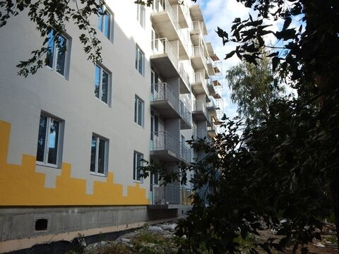 Продаётся 1-комн. квартира в г.Кимры по ул.Песочная 4в - Фото 1
