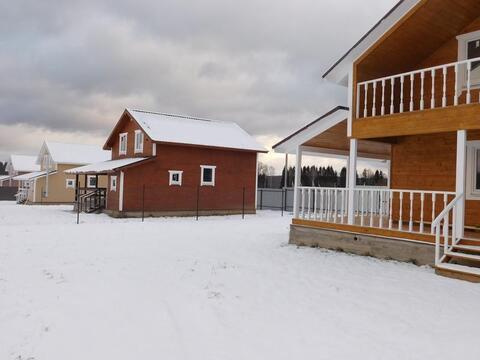 Дом дача для постоянного проживания Усадьба Тишнево 8 соток Киевское - Фото 1