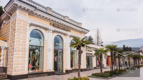 Продажа торгового помещения, Ялта, Ленина ул. - Фото 1