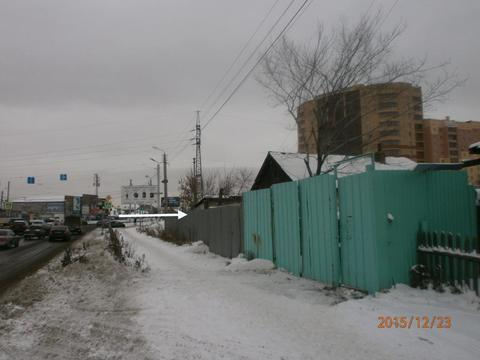 Участок 8 соток на углу проспекта Победы и Косарева, Челябинск - Фото 1