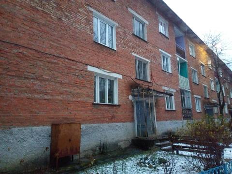 Купить 3 квартиру в Тульской обл, Заокском районе, ст.Тарусская - Фото 1