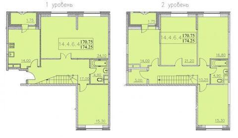 Продажа квартиры, Щелково, Щелковский район, Ул. Центральная - Фото 1