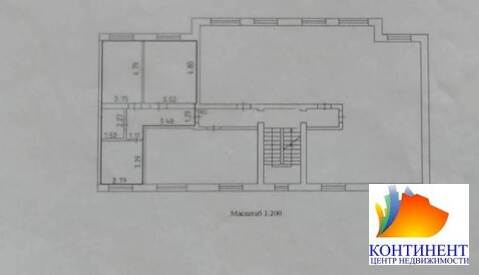 Новенькая двушка ( дом сдан ) ул. Баварская дом 7 - Фото 1