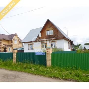 Дом в Горбуново - Фото 1