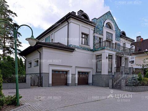 Коттедж в Москва Рублевское ш, 60к20 (650.0 м) - Фото 2