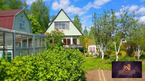 Продажа дачи и дома в Заокском районе СНТ эксперимент - Фото 1