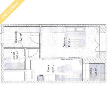1-комнатная квартира в новом доме, для вашей уютной жизни! - Фото 3