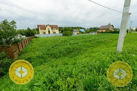 Участок 15 соток, д. Улитино, Одинцовский р-н, прописка, есть домик - Фото 3