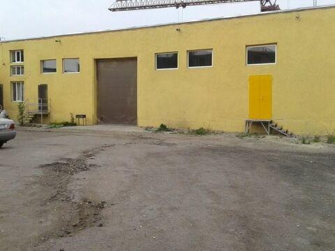 Продам производственное помещение 1800 кв.м, м. Балтийская - Фото 5