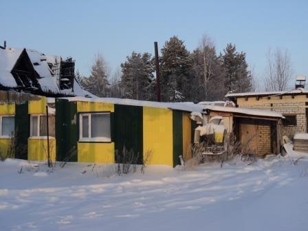 Здание бывшего кафе, 280 кв.м. - Фото 1