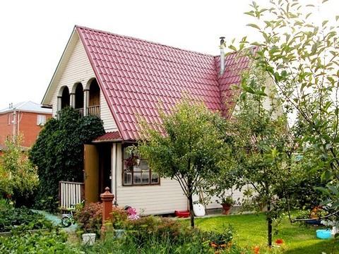Два дома 100 кв.м. и 78 кв.м. на участке 6 соток в д. Медвежьи озера - Фото 1