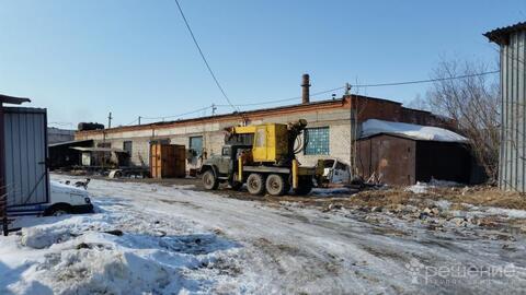 Продажа 6528 кв.м, г. Хабаровск, ул. Сидоренко - Фото 1