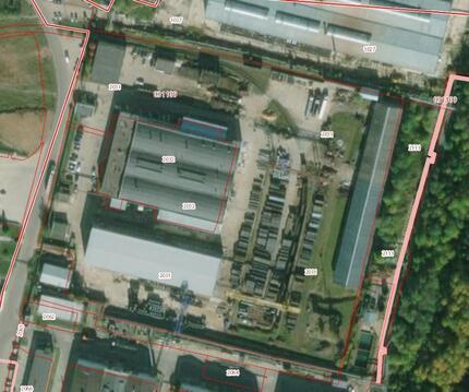Производственное помещение 443,7 кв.м - Фото 1