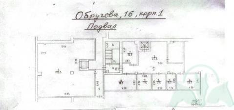 Продажа псн, м. Калужская, Ул. Обручева - Фото 1