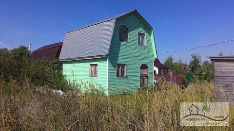 Дачный дом в СНТ на участке 12 соток в д.Сорокино. - Фото 1