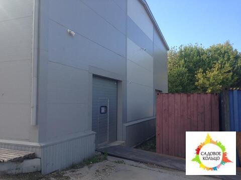 Предлагаем к аренде теплый склад 2015 года постройки общей площадью 18 - Фото 3