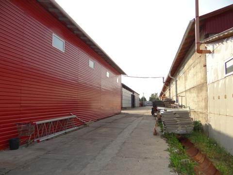Производственно-складские помещения Солнечногорский район - Фото 5