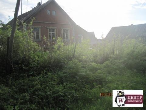 Продается участок с домом в пос.Соколинское - Фото 1