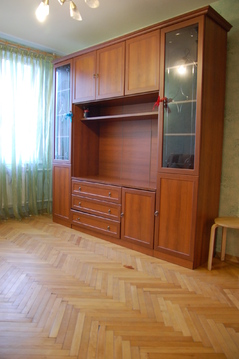 Комната в Двухкомнатной Квартире у метро Международная 15 минут пешком - Фото 3