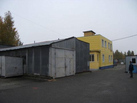 Продажа склада, Тюмень, Старо-тобольский тракт 11 - Фото 1