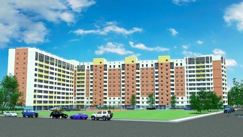 Продажа 1-комнатной квартиры, 33.9 м2, Березниковский переулок, д. 34 - Фото 3