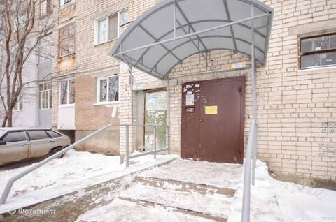 Квартира 2-комнатная Саратов, Пугачевский п, ул Геофизическая - Фото 1