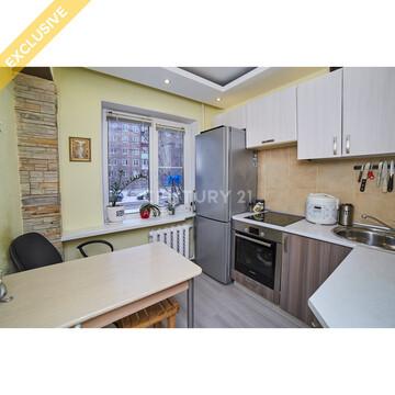 Продажа 1-к квартиры на 1/5 этаже на ул.Парфенова, д.4 - Фото 1