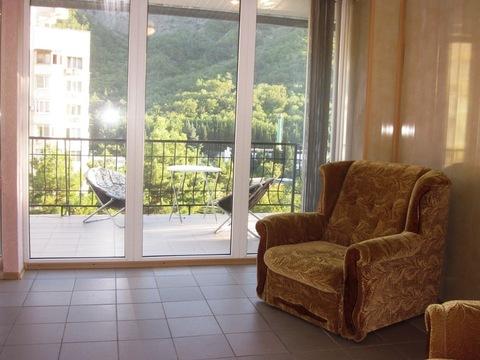 3-к.квартира с видом на Медведь-гору, Партенит - Фото 1