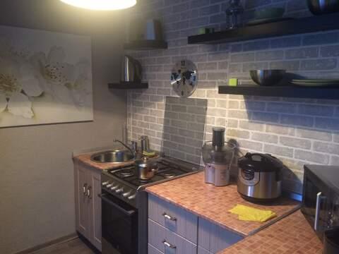 Евро двушка с большой кухней-гостиной - Фото 1