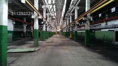 Под произ-во/склад, отаплив, выс. потолка: 8 м, эл. мощность 1000 квт