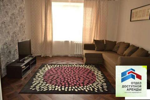 Квартира ул. Рассветная 2а, Аренда квартир в Новосибирске, ID объекта - 317173092 - Фото 1