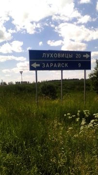 Продается участок с домом в д.Алтухово Зарайского р-на - Фото 1
