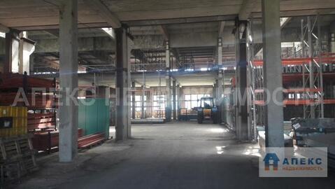 Аренда склада пл. 5900 м2 Чехов Симферопольское шоссе в складском . - Фото 4