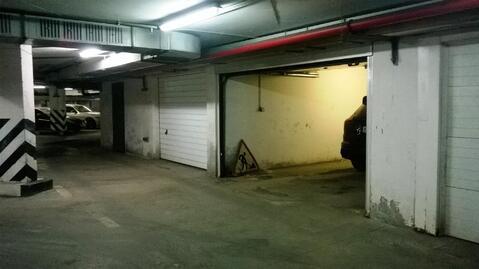 Гараж-бокс 36 кв.м на 2 авто в подземном паркинге. м.По - Фото 2