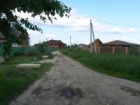 Участок 42 сотки до р. Волга 180 метров третья линия, в д. Новое село. - Фото 4