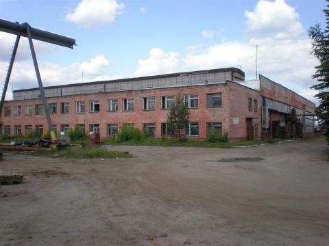 Административно-производственное здание 5511 кв.м. - Фото 1
