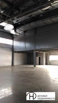Теплый склад с топинговыми полами - Фото 4